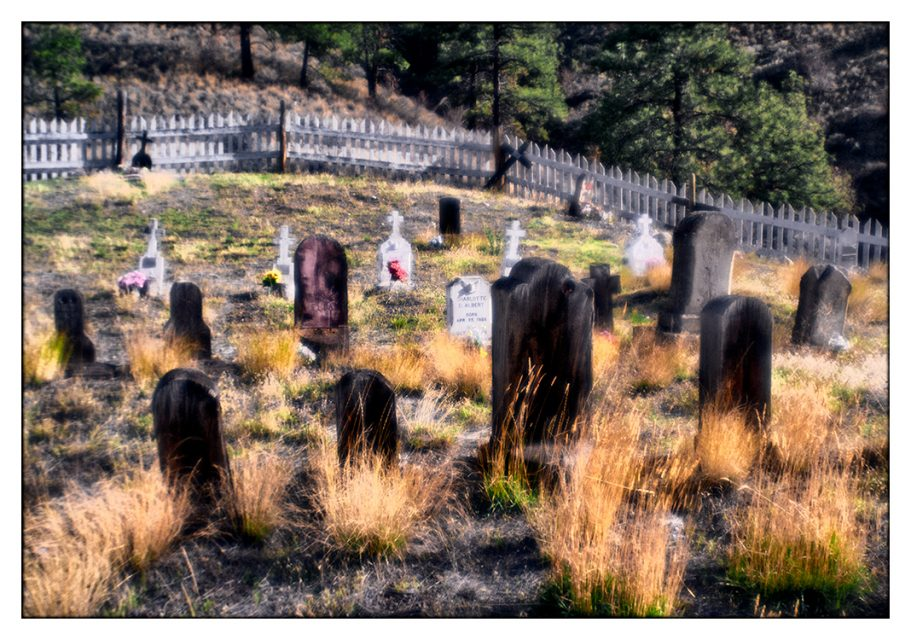 Canyon Graveyard