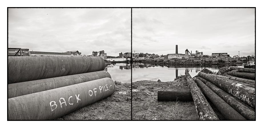 Rock Bay—towards Victoria